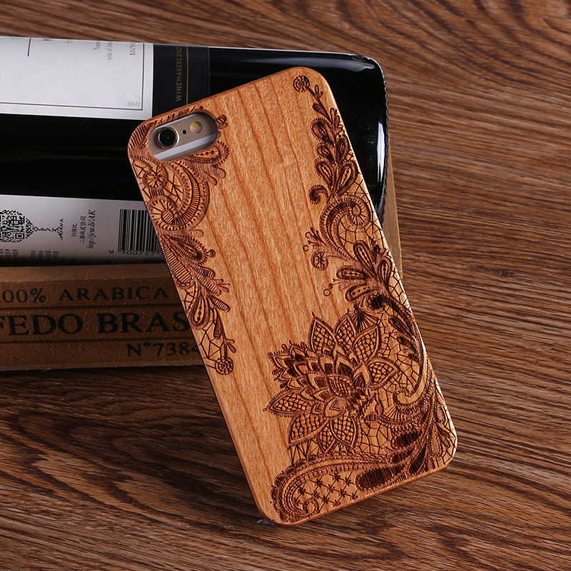 TOMOCOMO Para iPhone 5 5S 6 6 s 7 7 Plus 8 8 Plus X XS Max Sereia Gato Madeira caso Para SAMSUNG Galaxy S7 Borda S8 plus S9 Mais Fundas
