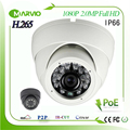 2MP Full HD 1080P H.265/H.264 Waterproof Dome Network POE IP Camera  Camara Webcam Video Surveillance System, Onvif