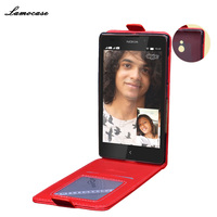 Butterfly Painted Photo Frame For Nokia XL Flip Cover For Nokia XL Dual SIM RM1042 RM1030