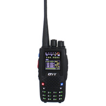 4band radio handheld color