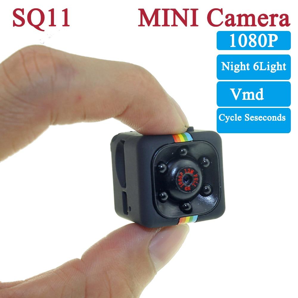 Sq11 Mini Digital Camera Hd 1080p 12m Full High Resolution Camcorder 1080p Aerial Sports Mini Dv