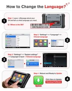 Image 5 - Autel maxiscom mk908p pro ferramenta de diagnóstico do carro obd2 scanner automotivo ecu programação j2534 programador como maxisys pro elite