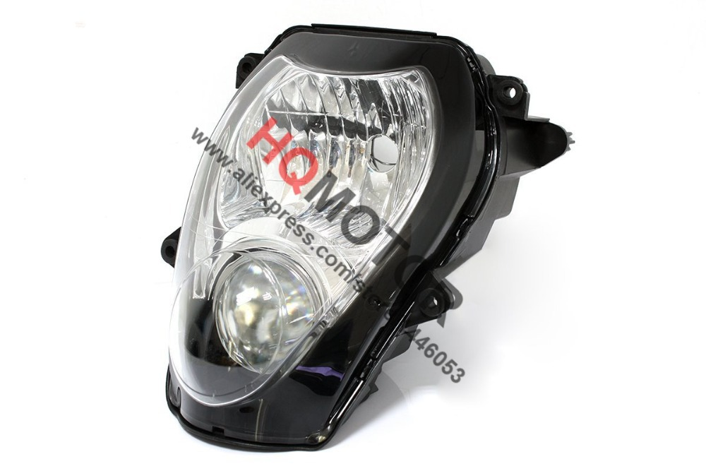 Headlight Assembly Headlamp For Suzuki GSXR GSXR 1300 1999 00 01 02 03 04 05 06 2007 Hayabusa 99-07 right combination headlight assembly for lifan s4121200