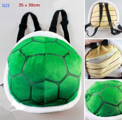 Super Mario Bros. New Plush Bowser Soft Toy Stuffed Tortoise Bag Cute Backpacks 2pcs 12 30cm plush toy stuffed toy super quality soar goofy