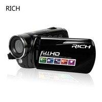 KaRue Digital Video Camera 1080P HD 16x Zoom 3 0 TFT LCD Digital Camcorder Camera Night