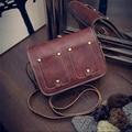 Women Mini Vintage Messenger Bags Retro Bags Women Crossbody Bags Ladies Shoulder PU Leather Strap Bags Sac Femme Bandouliere