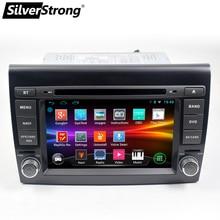 SilverStrong 2 DIN android9.0 ĐẦU DVD Ô Tô 7 ''Autoradio ĐỊNH VỊ GPS Cho Fiat Bravo 2007 2008 2009 2010 2011 2012 Stereo