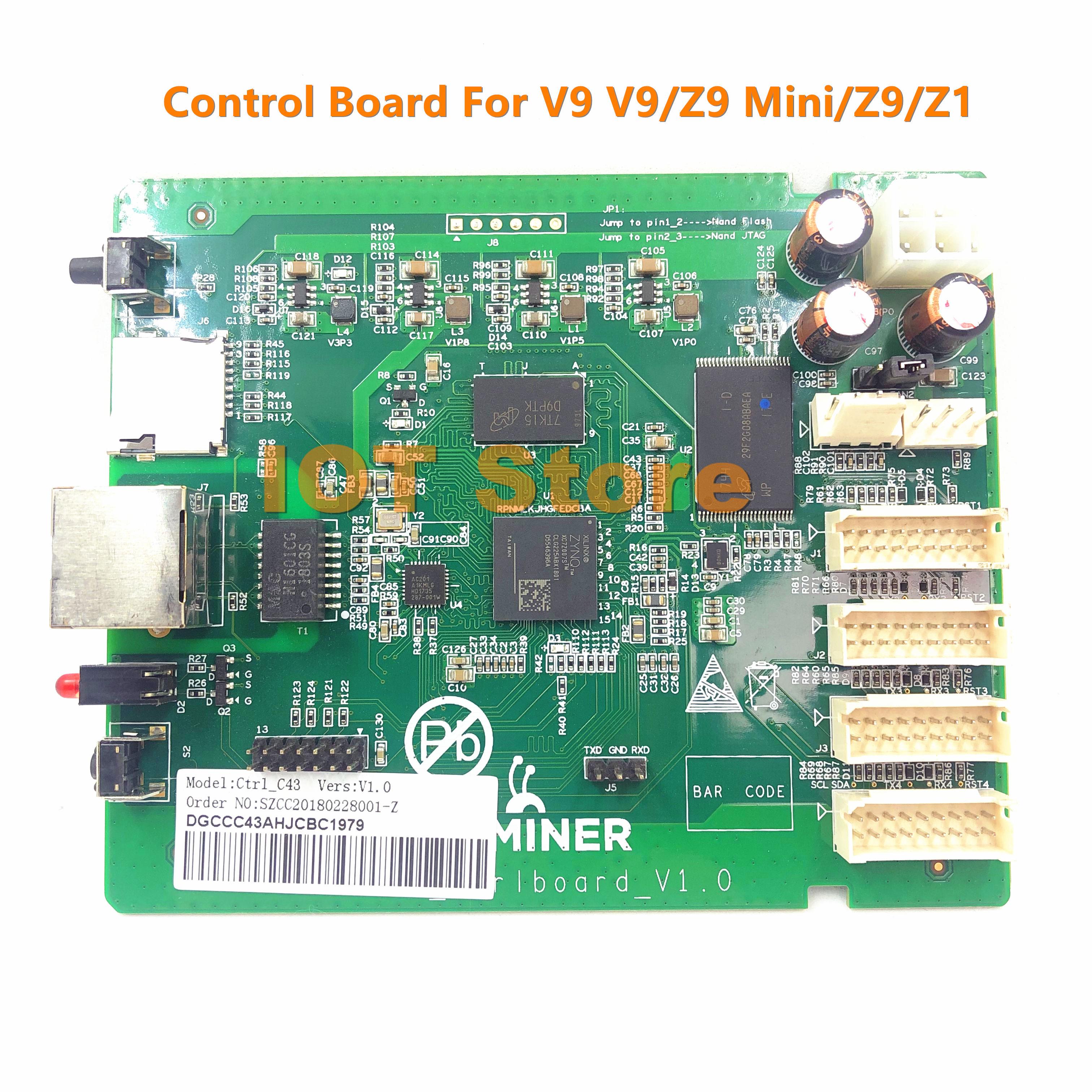Antminer Z9 mini or V9 Control Board NEW