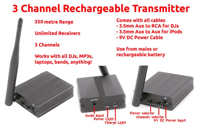 4 recharge 3CH