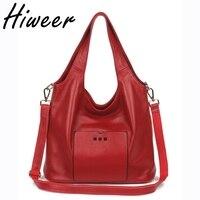 Fashion Women S Handbag Soft Leather Shoulder Bag Shoulder Messager Leather Bag Casual Tote Crossbody Bag
