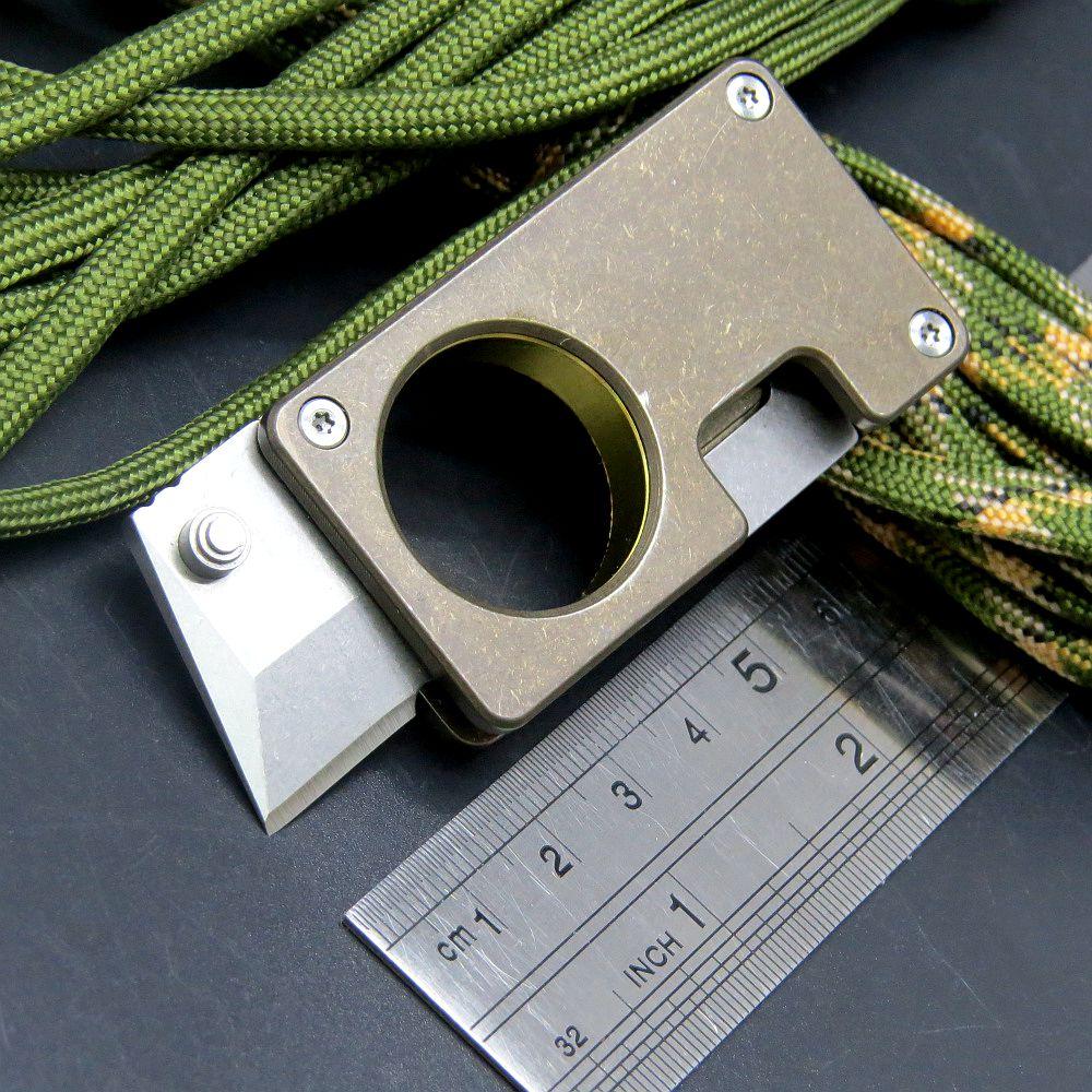 Hot sale serge Mini Folding Knife M390 Blade Titanium Alloy Handle Pocket Knives Camping Hunting Key EDC Outdoor Tool MMMMMMMMM