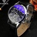 Relógio de pulso dos homens relógios yazole 2017 top famosa marca de luxo relogio masculino relógio de pulso de moda relógio masculino relógio de quartzo hodinky