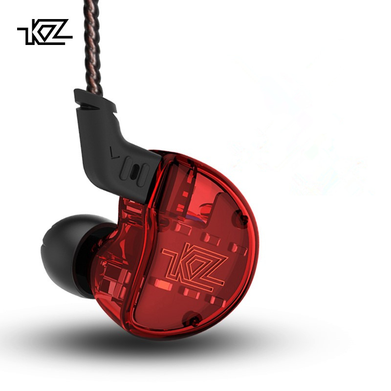 KZ ZS10 Earphones 4BA with 1DD Dynamic Hybrid In Ear Earphone HiFi Bass Headset Noise Cancelling DJ Professional Headphone 2017 new xduoo ep1 high fidelity dynamic driver 3 5mm in ear earphone sport headset noise cancelling headphone hifi subwoofer