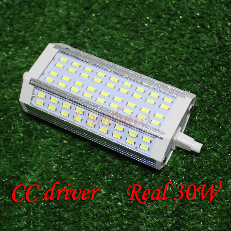 R7S LED 118mm 78mm 135mm 189mm 10W 20W 25W 30W 118mm Dimmable Led Bulb R7S Light J118 Lamp With Fan AC110-240V 220V 230V 240V