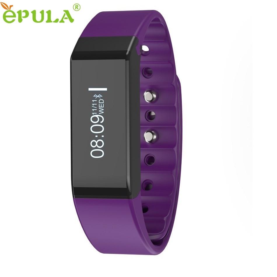 Beautiful Gift New Original Vidonn X6S Bluetooth 4 0 IP65 Smart Bracelet OLED Touch Screen For