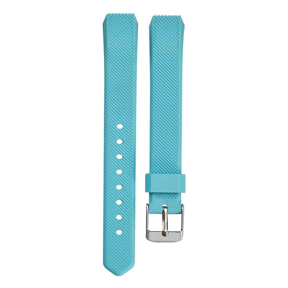 New Soft Silicone Replacement Watch Band Wrist Strap for Fitbit Alta / Alta  HR / Ace Kids Smart Bracelet Adjustable