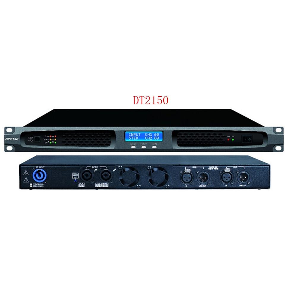 buy dt2150 class d amplifier 500w bridge digital amplifier professional power. Black Bedroom Furniture Sets. Home Design Ideas