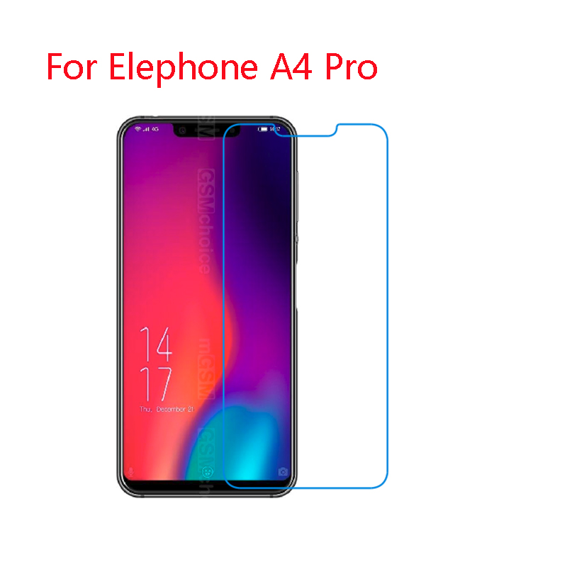 9H flexible glass screen film For Elephone A4 Pro,A1,A8,C1 MAX,C1,C1 Mini,C1X,G1,G2,G3,G4,G5