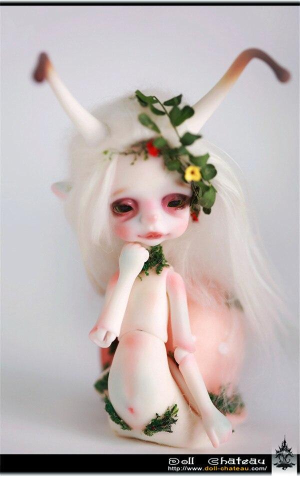 ФОТО Dj / bjd doll chateau Larry snail bjd sd doll 1/8 Elf Christmas gifts