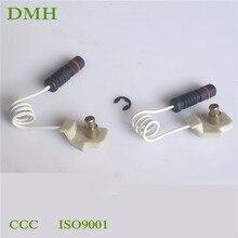 Для Mercedes BENZ W163 1998-2005 автомобильный тормоз системы датчик износа тормозных колодок сигнализации 163 540 13 17