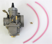 Motorcycle Carburetor 34MM Carb for Yamaha Motorcycle IT250 DT250 MX100 MX125 Carb Warrior 350 1974 1979