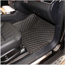 Newly & Free shipping! Custom special floor mats for BMW 3 Series Convertible E93 2011-2007 waterproof carpets for 3 Series 2008