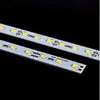10 шт. супер яркий светодиодный свет бар DC12V 50 см 5730smd 36LED Жесткий Жесткая легкий алюминиевый светодиодные полосы света для Кабинета