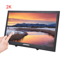 New Touch Screen 13.3 inch 2K Resolution 2560*1440 HD Monitor with USB HDMI Port for PS3 PS4 LSD Thin Laptop Raspberry Pi
