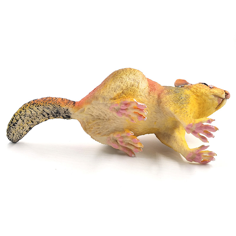 Artificial Big Chipmunk Mouse Rat Simulation Animal Model action figure fairy garden decoration accessories Pvc toy for children in Action Toy Figures from Toys Hobbies