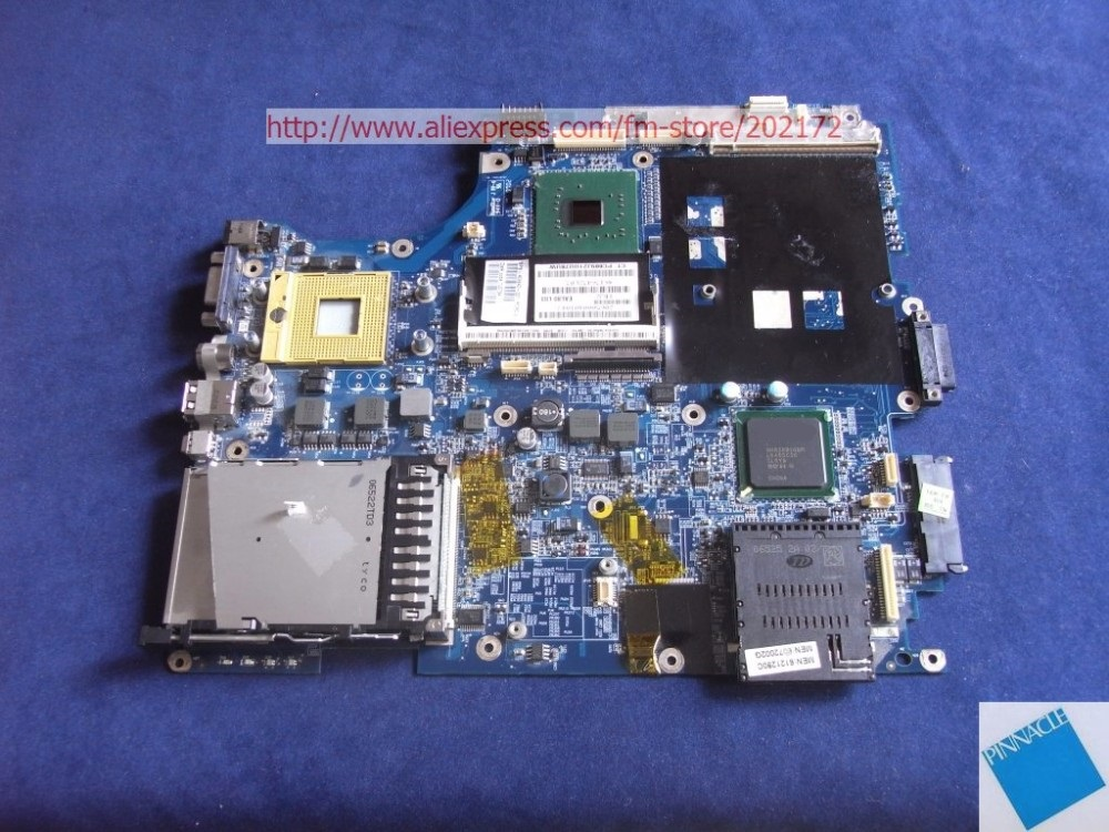 409959-001 Motherboard for HP Compaq nw9420 nw9440 Mobile Workstation EAL80 L03 46136432L03 image