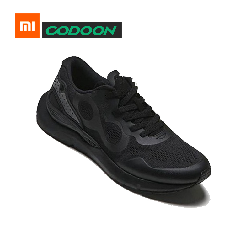 Xiaomi Mijia CODOON Men Smart Comfortable Shoes With Super Smart Chip  High-elastic Light Running Mens Sports Shoes