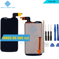 For INNOS D9 D9 LCD Display And Touch Screen Digitizer Assembly Lcds DNS S4502 DNS S4502