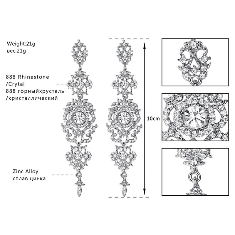 Minmin Crystal Bridal зергерлік бұйымдар - Сәндік зергерлік бұйымдар - фото 4