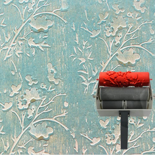 Wallpaper Paint Roller mop water painting rubber roller liquid wallpaper for wall