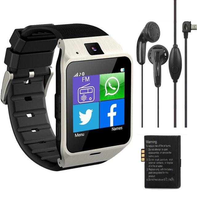 Носимых Устройств Smart Watch GV18 Aplus Дети Ребенок Наручные Часы Bluetooth Smartwatch Телефон наручные спорт Радио PK GT08 A1 M26