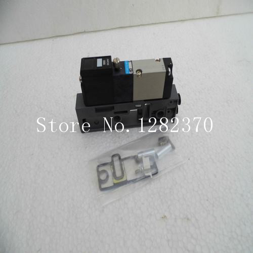 [SA] new original authentic KOGANEI solenoid valve F * W110-4E1 spot new original authentic solenoid valve vfs2130r 4do 02f
