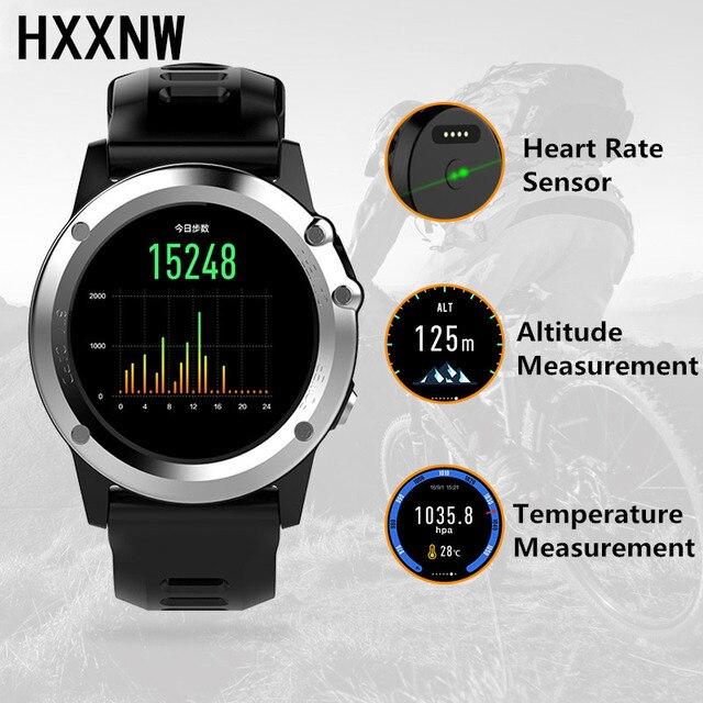 bfa0ede83206 H1 JM01 Смарт часы MTK6572 IP68 водонепроницаемый 1,39 дюйма 400 400 ...