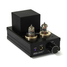 6J1X2 Tube Upgrade Hybrid Headphone Tube Amplifier