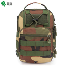 CHENHAO Crossbody Bag Military Tactics Backpack Men Travel Bags Camouflage Waterproof Pack Army assault cross-body Hunting Bag