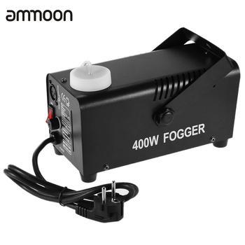 400 Watt Fog Machine Fogger Fog Smoke Machine with Wired Remote Contol for Party Live Concert DJ Bar KTV Stage Effect
