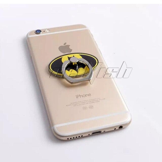 Superheros Finger Ring Smartphone Holder 2