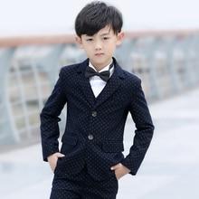 Высокое качество, благородный детский смокинг, костюм детские смокинги для мальчиков, камвольный цвет, обычная специальная свадебная одежда для мальчиков, BA021