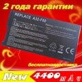 Jigu bateria do portátil para asus a32-f80 a32-f80a 15g10n345800 f8 f80 f80h f80l N80 N81 F81 F83 F50 X61 X82 X83 X85 X80 X85L X88