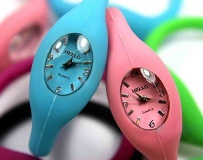 Silicone quarz sport watches | Manufacturer