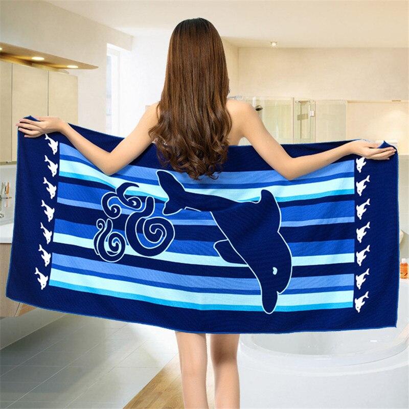 Micro Fiber Printed Beach Towel 140*70cm 4