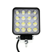 цена на 4.2 Inch 48W 12V-24V LED Work Light Spot/Flood 4x4 LED Offroad Light Lamp Worklight for Off road ATV Motorcycle Car Truck