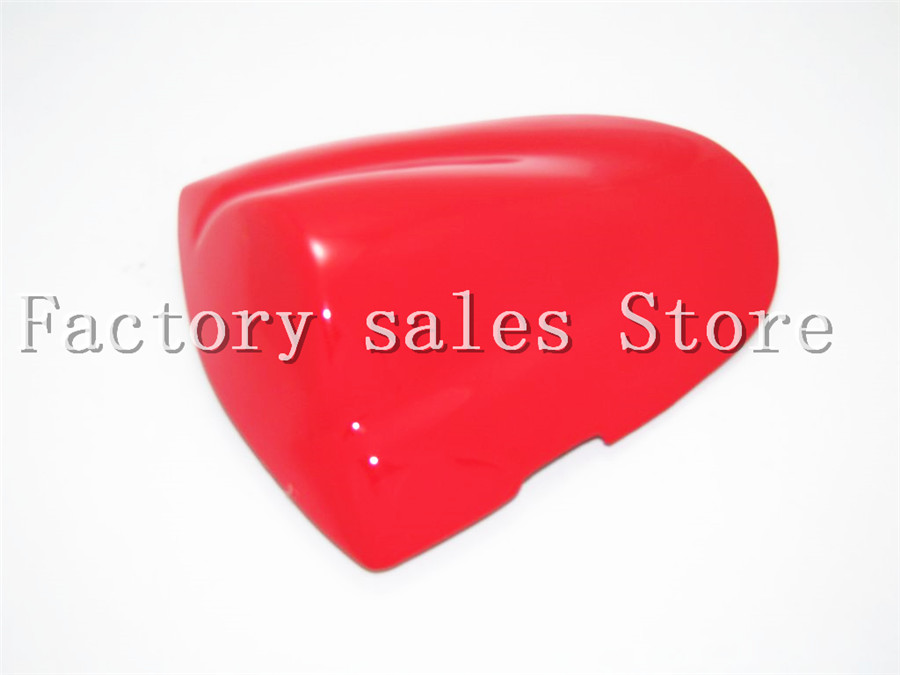 For Suzuki GSXR 600 750 K6 2006 2007 GSX600 GSX750 Rear Seat Cover Cowl Solo Racer Scooter Seat Motorcycle GSX-R 06 07 600R 750R