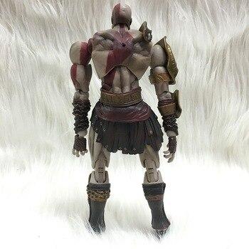Фигурка Кратос 28 см Бог войны God of War 1