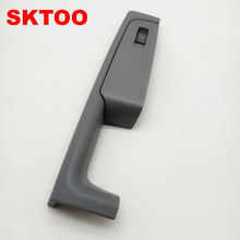 цена на Free shipping for Skoda Superb front right side door armrest switch box Inner door handle(gray)