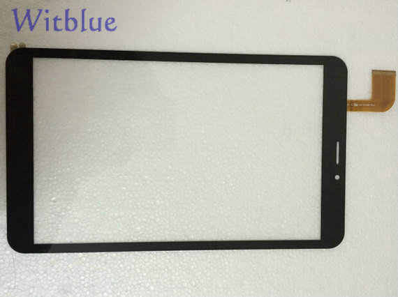 New Touch Screen For 8 DIGMA Plane E8.1 3G PS8081MG Tablet Touch Panel digitizer glass Sensor Replacement Free Shipping купить